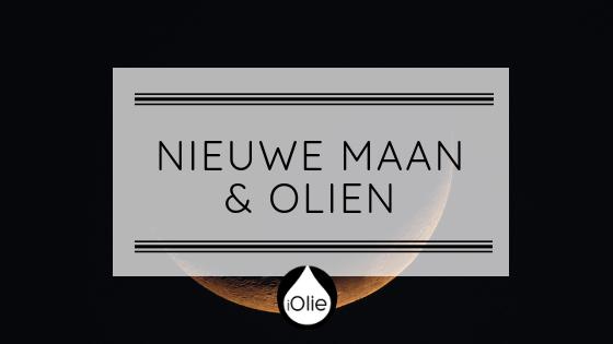 Nieuwe maan & essentiele olien