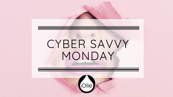 "Cyber ""Savvy"" Monday! Tot 40% korting!"