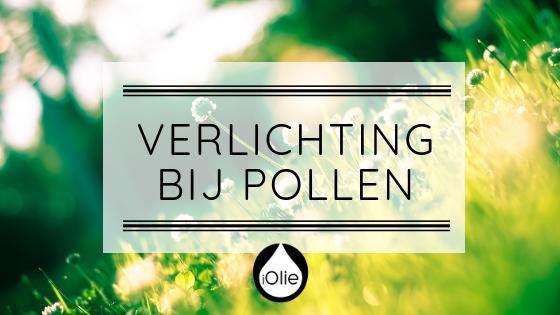 Rollen tegen pollen