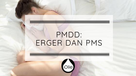 PMDD; veel erger dan PMS!