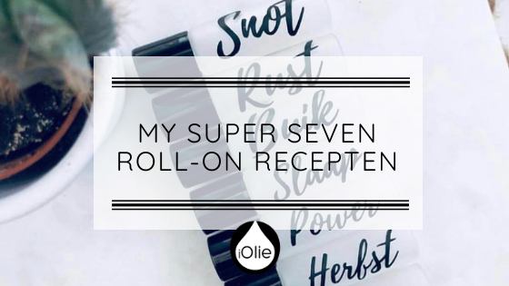 My Super Seven roll-on recepten